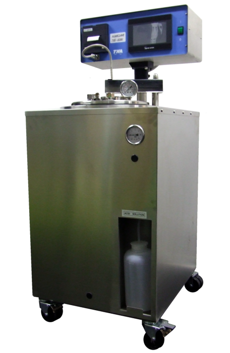 Culture media sterilizer from 40 to 165L